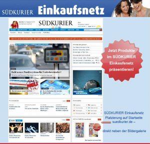 Suedkurier Einkaufsnetz - psg Presse- und Verteilerservice Baden Wuertemberg GmbH