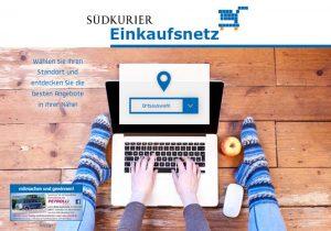 SÜDKURIER Einkaufsnetz - PSG